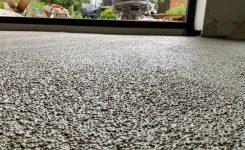 Realisatie Greenbead vloerisolatie 15cm bij renovatie te Opwijk