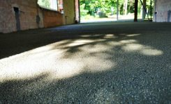 Realisatie EPS isolatiechape Greenbead  LL/LE (0.042W/mK) vloerisolatie 14-18cm bij renovatie te Sint-Gillis-Waas